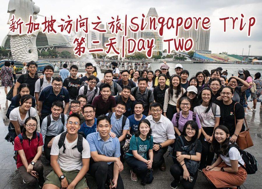 新加坡召会访问之旅